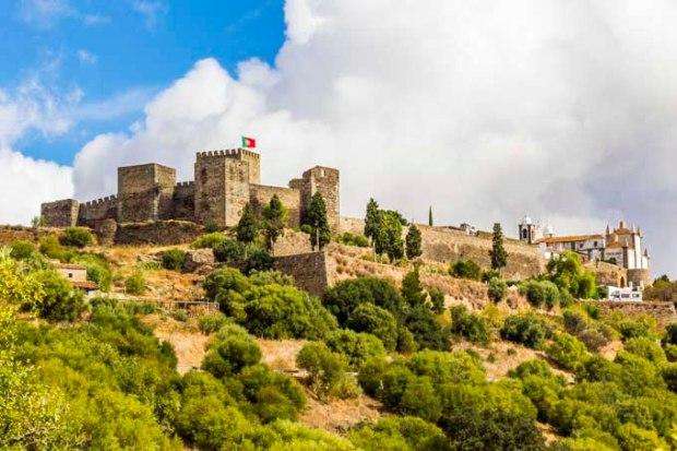Castelo de Monsaraz - Credito Victor Carvalho
