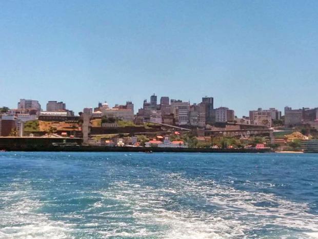Afastando de Salvador e indo para Vera Cruz e Ilha de Itaparica.