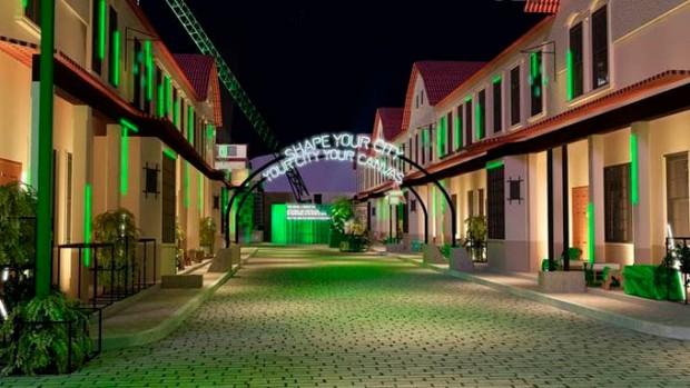 Entrada da Vila dos Ingleses: espaço público receberá sequência de festas, shows e DJs
