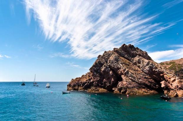 Centro de Portugal - Arquipélago das Berlengas.
