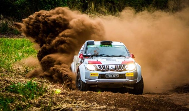 Mitsubishi Cup terá duas provas e o rallycross.