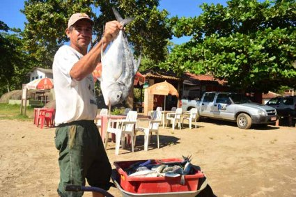 Castelhanos pescaria