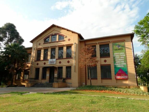 Fábrica de Cultura Parque Belém