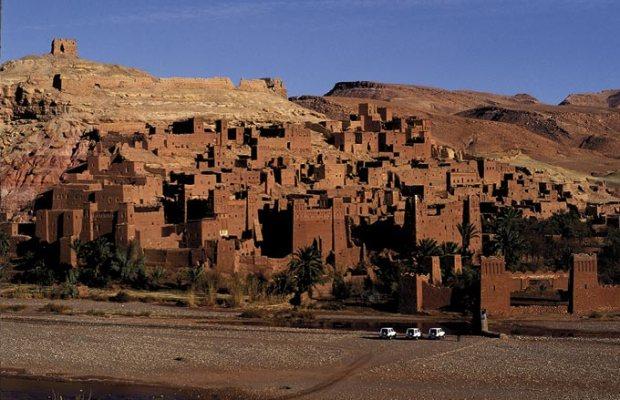 Quazazarte - A cidade fora de época do Marrocos.