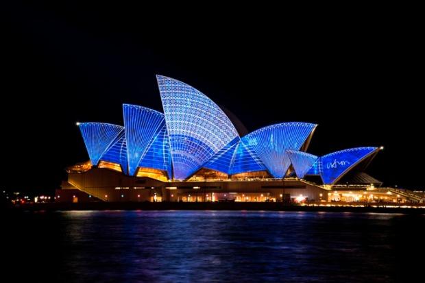 Opera House de Sidney, Austrália.