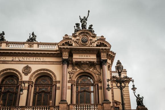 Theatro Municipal de São Paulo. Foto: Florence Zayd