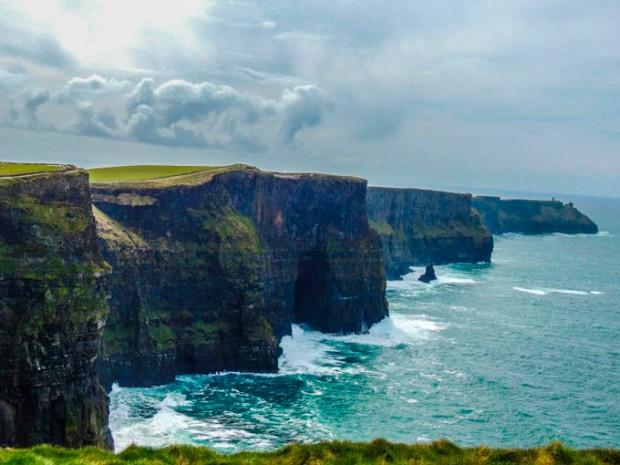 Penhasco de Moher Irlanda