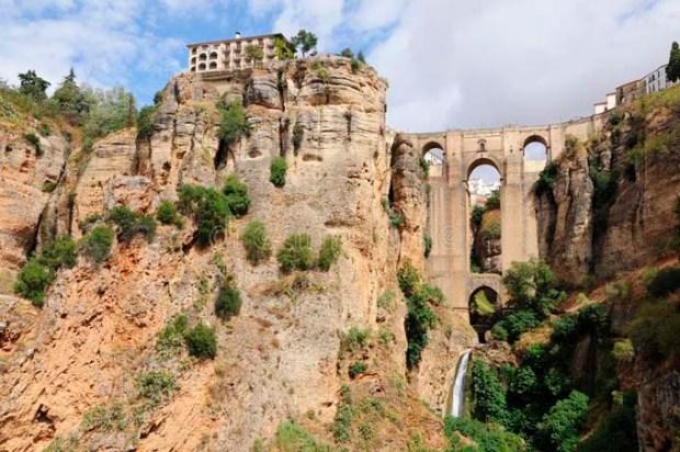 Ponte de Ronda Andaluzia Espanha
