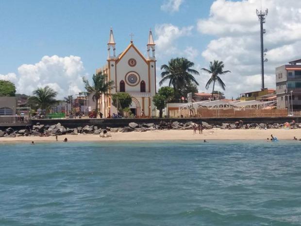 Igreja de Nosso Senhor de Vera Cruz. Foto Hirlei Gonçalves.