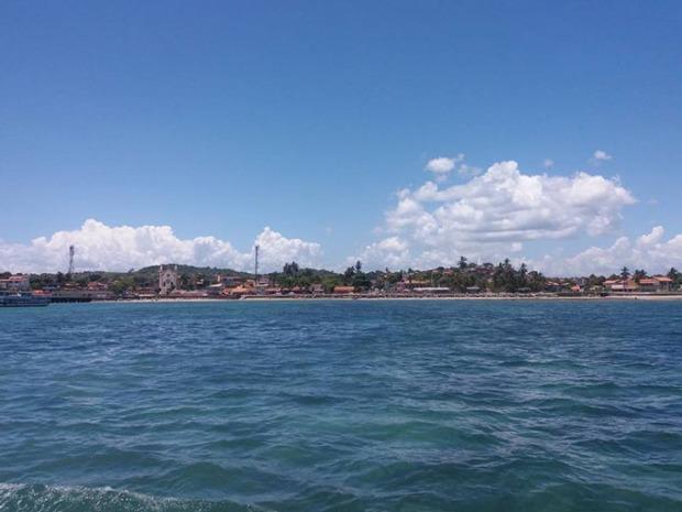 Imagina nadar nessas águas! Foto: Hirlei Gonçalves.