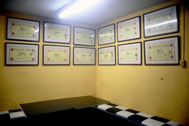 certificados vinicola real douro sao roque a bussola quebrada